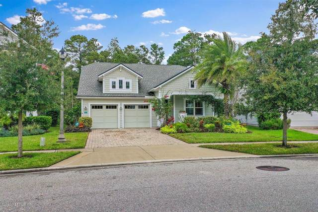322 Pelican Pointe Rd, Ponte Vedra, FL 32081 (MLS #1082337) :: The Impact Group with Momentum Realty