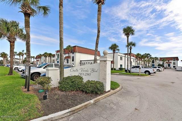 2333 Costa Verde Blvd #201, Jacksonville Beach, FL 32250 (MLS #1082338) :: 97Park