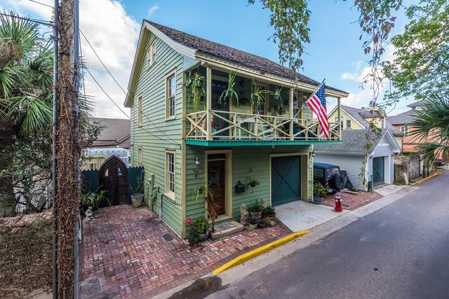 63 Marine St, St Augustine, FL 32084 (MLS #1082425) :: The Perfect Place Team