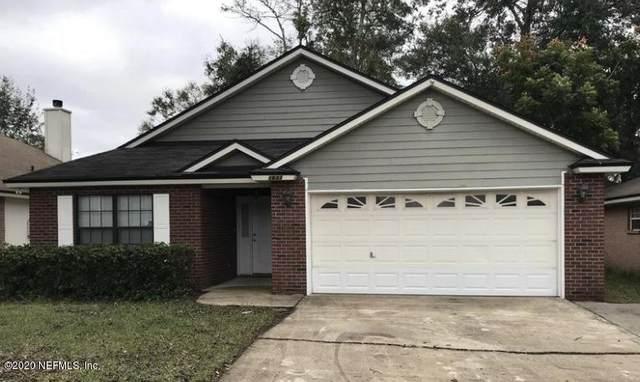 1633 Spring Branch Dr W, Jacksonville, FL 32221 (MLS #1082427) :: Ponte Vedra Club Realty