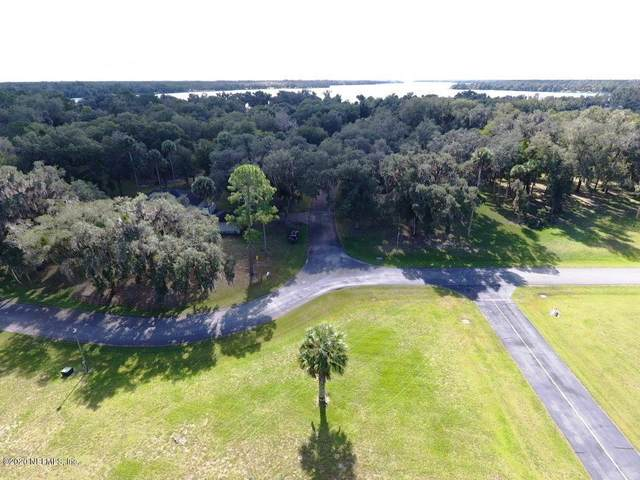000 Indian Mound Dr, Crescent City, FL 32112 (MLS #1082439) :: The Hanley Home Team