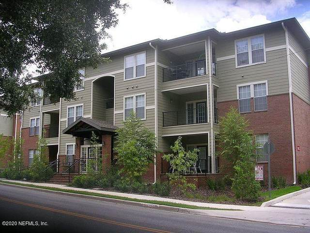 1245 SW 9TH Rd #302, Gainesville, FL 32601 (MLS #1082526) :: The Volen Group, Keller Williams Luxury International
