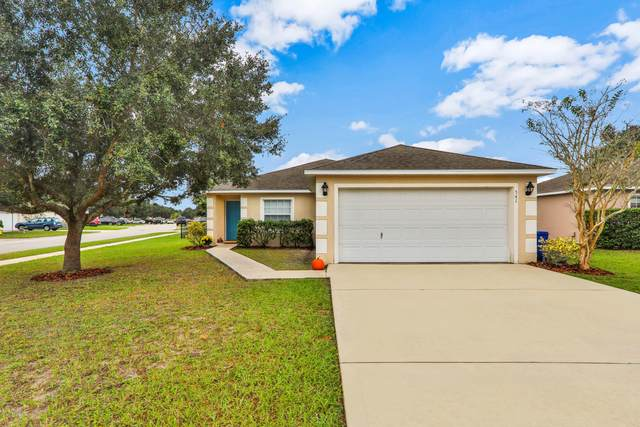 541 Bethany Pl, St Augustine, FL 32084 (MLS #1082536) :: Military Realty