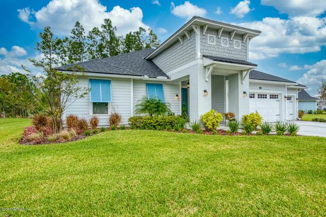 134 Hutchinson Ln, St Augustine, FL 32095 (MLS #1082553) :: The Impact Group with Momentum Realty