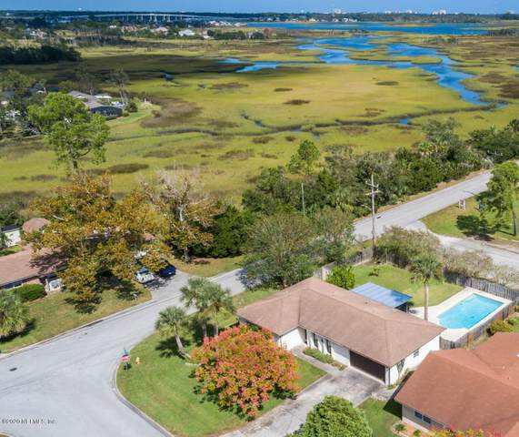 4105 Seabreeze Dr, Jacksonville, FL 32250 (MLS #1082583) :: The Volen Group, Keller Williams Luxury International
