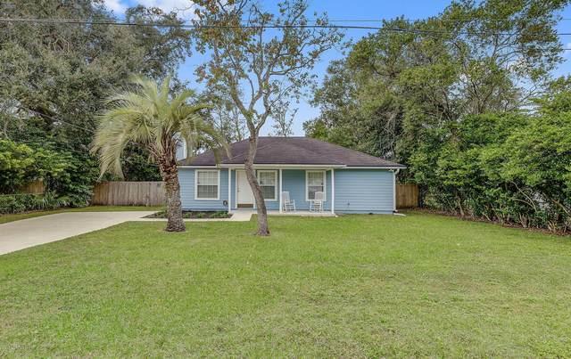 351 Linden Ln, Orange Park, FL 32073 (MLS #1082619) :: Century 21 St Augustine Properties