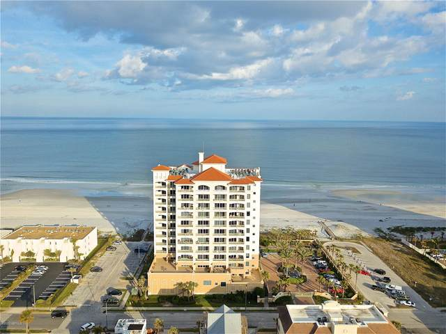 917 1ST St S #1201, Jacksonville Beach, FL 32250 (MLS #1082622) :: The Volen Group, Keller Williams Luxury International