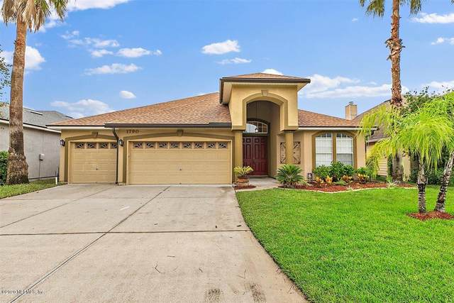 1790 Chatham Village Dr, Fleming Island, FL 32003 (MLS #1082624) :: The Volen Group, Keller Williams Luxury International