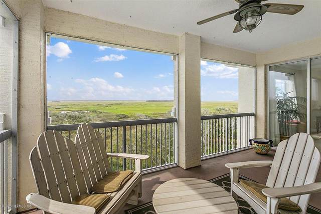 425 N Ocean Grande #303, Ponte Vedra Beach, FL 32082 (MLS #1082650) :: The DJ & Lindsey Team