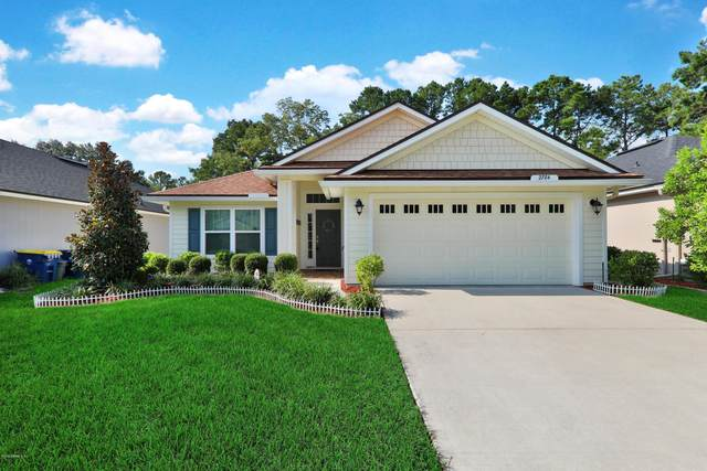 2784 Bluff Estate Way, Jacksonville, FL 32226 (MLS #1082653) :: The Every Corner Team
