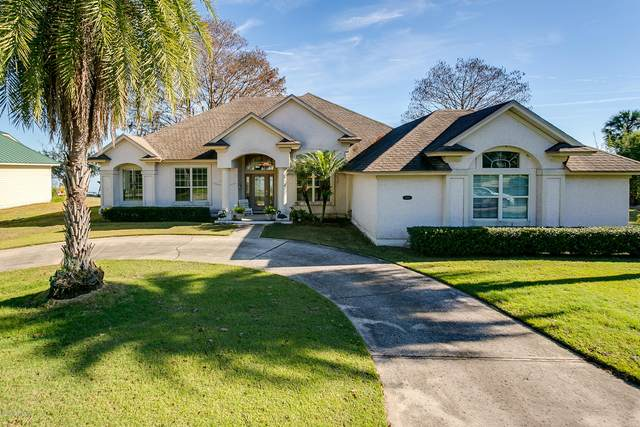 300 St Johns Ave, GREEN COVE SPRINGS, FL 32043 (MLS #1082766) :: The Volen Group, Keller Williams Luxury International