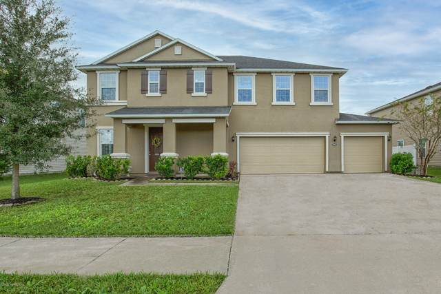 1012 Lemon Drop Ln, Middleburg, FL 32068 (MLS #1082828) :: The Volen Group, Keller Williams Luxury International