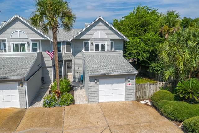 1660 Beach Ave #7, Atlantic Beach, FL 32233 (MLS #1082833) :: The Volen Group, Keller Williams Luxury International