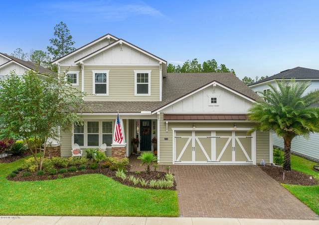 374 Freshwater Dr, St Johns, FL 32259 (MLS #1082869) :: Homes By Sam & Tanya