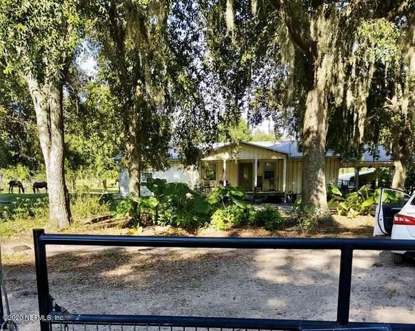 11501 Hodges Rd, Glen St. Mary, FL 32040 (MLS #1082885) :: Military Realty