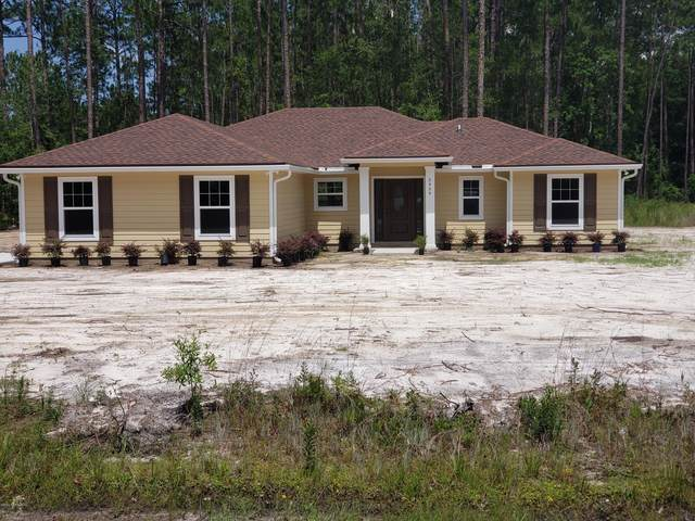 72 Peppermint Ave, Middleburg, FL 32068 (MLS #1082909) :: The Volen Group, Keller Williams Luxury International