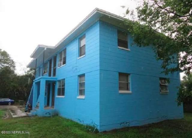 3416 N Lee St, Jacksonville, FL 32209 (MLS #1082934) :: Berkshire Hathaway HomeServices Chaplin Williams Realty