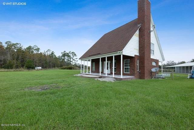 11101 Rex Fish Rd, Glen St. Mary, FL 32040 (MLS #1082985) :: The Impact Group with Momentum Realty