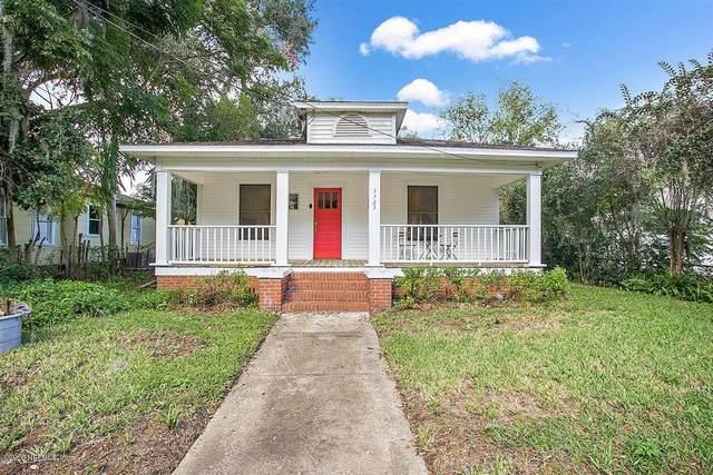 1321 Cedar St, Jacksonville, FL 32207 (MLS #1082998) :: The Newcomer Group
