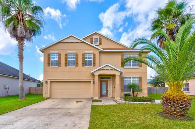 2744 Wood Stork Trl, Orange Park, FL 32073 (MLS #1083078) :: The DJ & Lindsey Team