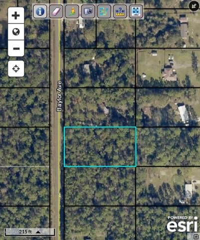 9730 Baylor Ave, Hastings, FL 32145 (MLS #1083148) :: Olson & Taylor | RE/MAX Unlimited