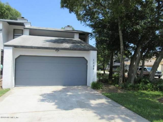 1105 Romaine Cir, Jacksonville, FL 32225 (MLS #1083151) :: The Every Corner Team