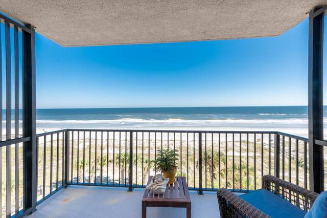 601 1ST St S 5F, Jacksonville Beach, FL 32250 (MLS #1083272) :: The Impact Group with Momentum Realty
