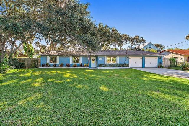 409 Seventeenth St, St Augustine, FL 32084 (MLS #1083318) :: Homes By Sam & Tanya