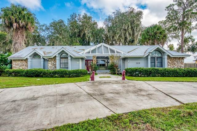 139 Walton Rd, East Palatka, FL 32131 (MLS #1083364) :: The Impact Group with Momentum Realty