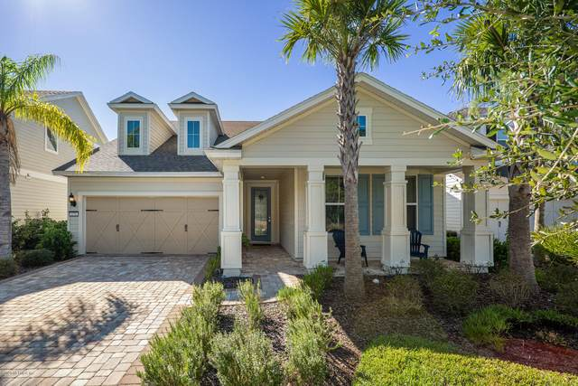 175 Lakefront Ln, St Augustine, FL 32095 (MLS #1083372) :: Military Realty