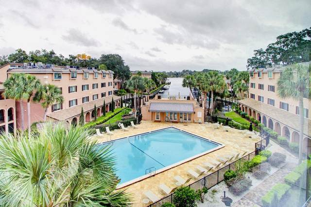5375 Ortega Farms Blvd #704, Jacksonville, FL 32210 (MLS #1083382) :: The Coastal Home Group