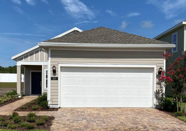 2182 Major Oak St, Jacksonville, FL 32218 (MLS #1083392) :: The Newcomer Group