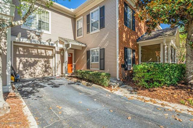 10901 Burnt Mill Rd #306, Jacksonville, FL 32256 (MLS #1083409) :: The Every Corner Team