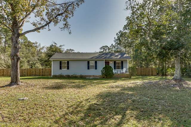 140 Pioneer Trl, Palatka, FL 32043 (MLS #1083416) :: The Newcomer Group