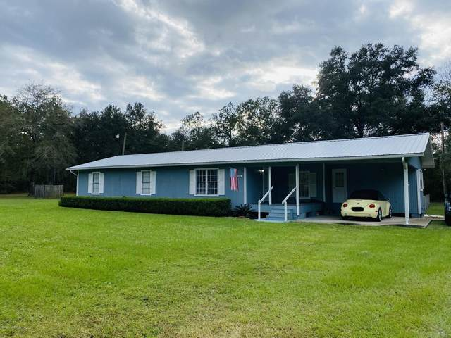 17396 Turner Cemetery Rd, Glen St. Mary, FL 32040 (MLS #1083420) :: The Every Corner Team