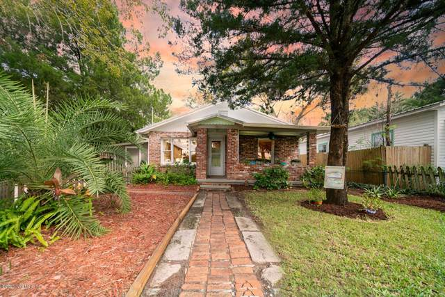 163 Twine St, St Augustine, FL 32084 (MLS #1083442) :: The Every Corner Team