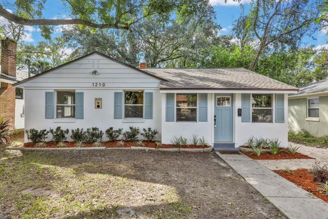 1210 Dancy St, Jacksonville, FL 32205 (MLS #1083452) :: Olson & Taylor | RE/MAX Unlimited