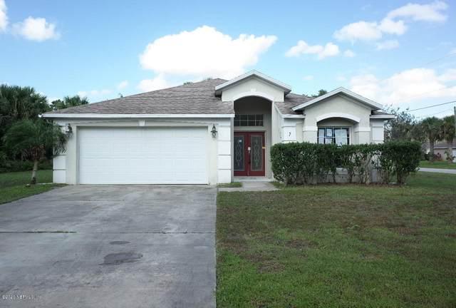 7 Sea Trail Trl, Palm Coast, FL 32164 (MLS #1083520) :: 97Park