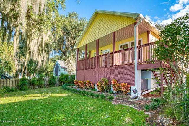 100 Ashton Cir #26, Welaka, FL 32193 (MLS #1083522) :: The Newcomer Group