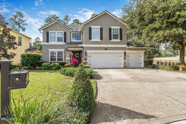221 N Saxxon Rd, St Augustine, FL 32092 (MLS #1083567) :: The DJ & Lindsey Team