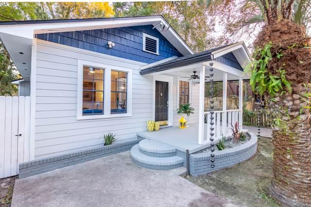 3336 Mayflower St, Jacksonville, FL 32205 (MLS #1083627) :: Berkshire Hathaway HomeServices Chaplin Williams Realty