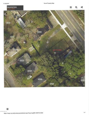 0 Moncrief Rd, Jacksonville, FL 32209 (MLS #1083638) :: The Every Corner Team