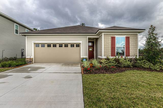 2041 Amberly Dr, Middleburg, FL 32068 (MLS #1083641) :: EXIT Real Estate Gallery