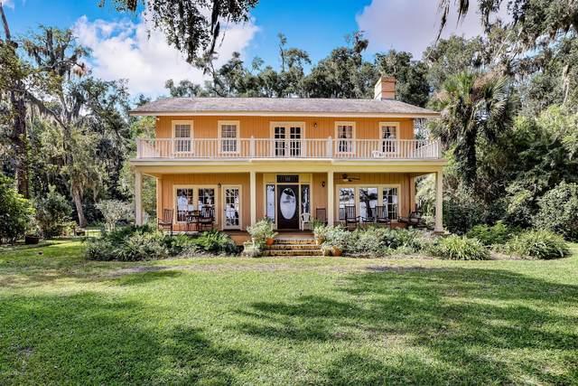 96466 Blackrock Rd, Yulee, FL 32097 (MLS #1083743) :: Keller Williams Realty Atlantic Partners St. Augustine