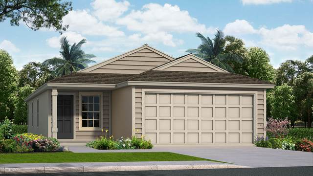 5804 Calvary Dr, Jacksonville, FL 32244 (MLS #1083768) :: The Volen Group, Keller Williams Luxury International