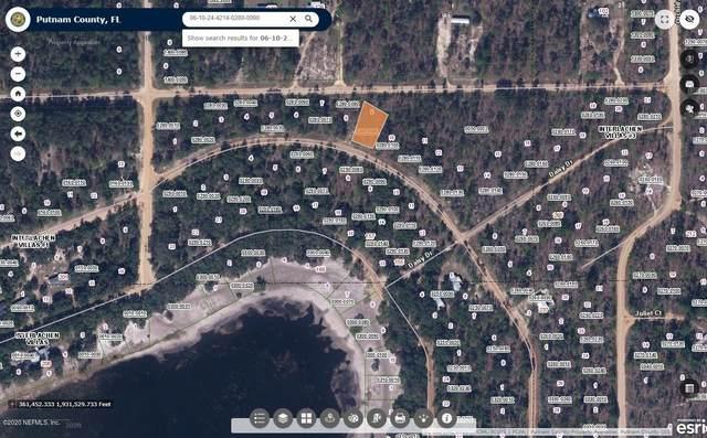 309 Lake Lucy Cir, Interlachen, FL 32148 (MLS #1083770) :: The Perfect Place Team