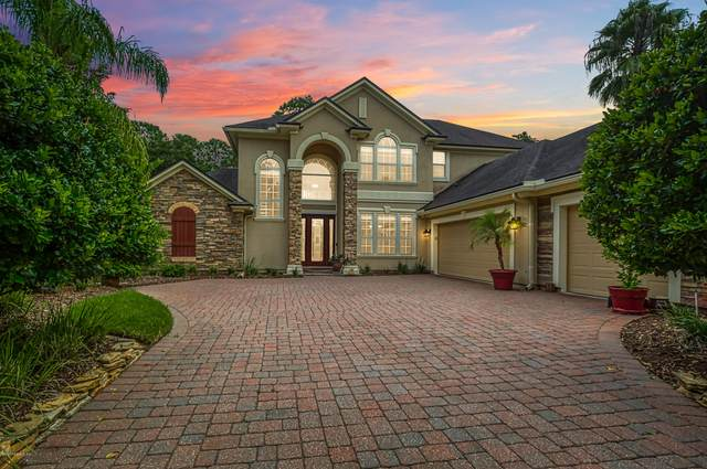231 Topsail Dr, Ponte Vedra, FL 32081 (MLS #1083795) :: Memory Hopkins Real Estate
