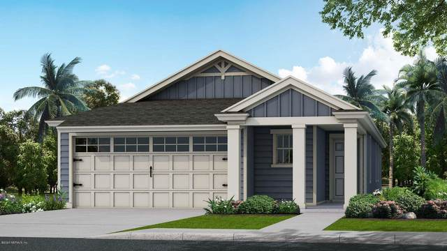 86215 Buggy Ct, Yulee, FL 32097 (MLS #1083799) :: The Perfect Place Team