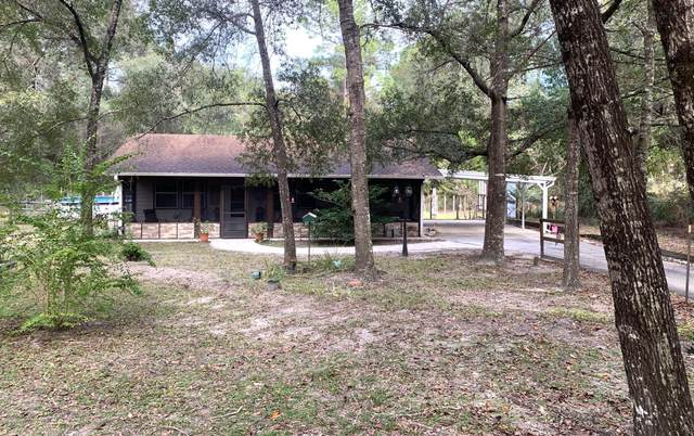 457 SE 73RD St, Starke, FL 32091 (MLS #1083819) :: The Impact Group with Momentum Realty
