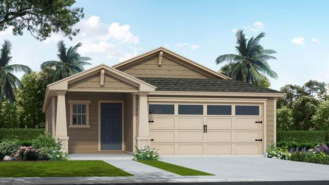 86223 Buggy Ct, Yulee, FL 32097 (MLS #1083820) :: The Newcomer Group